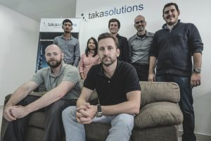 1462743419_Taka Solutions team, Source The Venture
