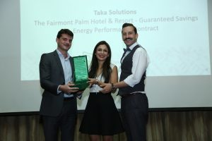 Another award for Taka Solutions!