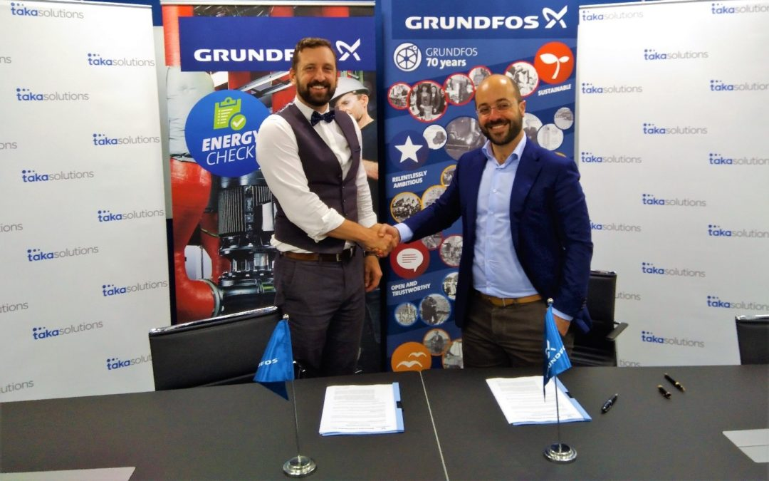 Taka & Grundfos – The Complete Solution